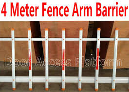 4 Meter Fence Barrier Arm Parking Gate Car Parking Barrier Gate Fence Barrier Access Controller Palisade Arm Automatic Barrier Access Control Kits Aliexpress