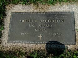 Arthur Jacobson (1927-1978) - Find A Grave Memorial
