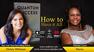 Life Coach Myrna Young Hosts the, Transform your Mind, Radio and Podcast