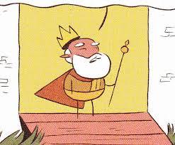 Elf King | Hilda: A Netflix Original Series Wiki | Fandom
