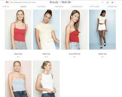 silvia learns about brandy melville