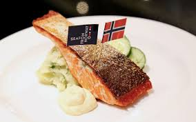 recipes for fresh salmon fjord trout