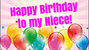happy birthday wishes for niece cute quotes to my niece