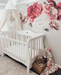 Les Filles Chambre Denfant Stickers Filles Decor Bebe Etsy Nursery Decals Girl Baby Girl Decor Pink Nursery Walls