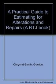 chrystal smith - practical guide estimating alterations - AbeBooks