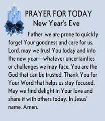happy new year prayer com