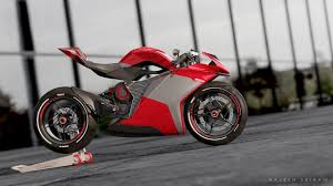 Indian designer's MV Agusta Electric looks no less intimidating