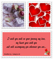 best have a good trip love messages love safe journey wishes