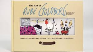 World finally catches up with Rube Goldberg