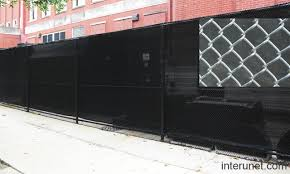 Chain Link Fence Privacy Screen Picture Interunet