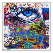 Graffiti Wall Decals Stickers Zazzle