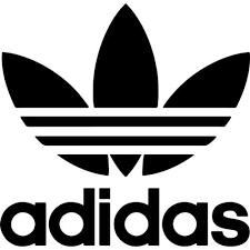 Adidas Logo Decal Sticker Adidas Logo Thriftysigns