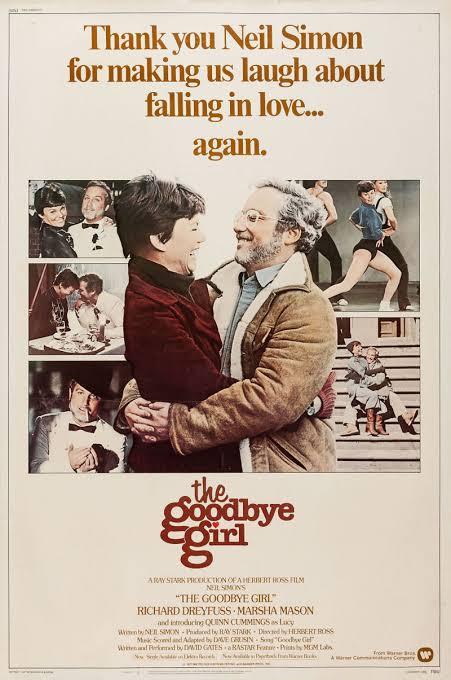 """Resultado de imagen para the goodbye girl"""""""