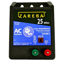 Zareba Electric Fence Fencing The Home Depot