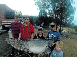 Hook, line and sinker at Wyangala | Boorowa News | Boorowa, NSW