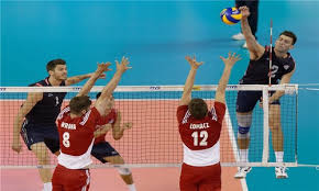 Talents: Aaron Russell   VolleyCountry