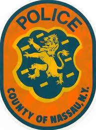 Inside Suffolk County Police Window Decal Pba