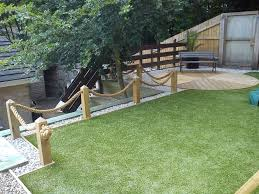 Customer Photos Rope And Splice Your Rope Project Made Easy Rope Fence Deck Garden Seaside Garden