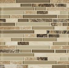 brown mosaic tiles for kitchen rumah