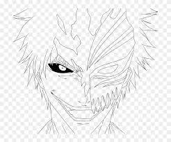 masks bleach sketch hd png