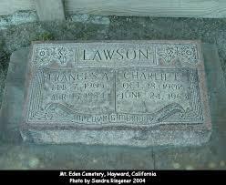 Frances Adeline Lawson (Young) (1905 - 1984) - Genealogy