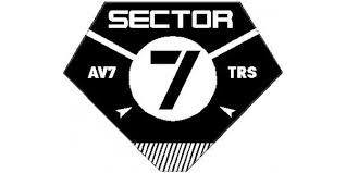 Transformers Sector 7 Decal Sticker