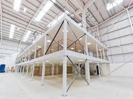what is a mezzanine floor definition