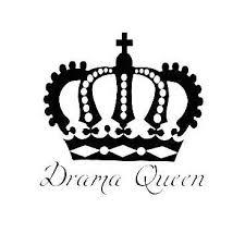 Drama Queen Crown Shape Vinyl Car Decals Sticker Art Decor Waterproof Girls Car Decal Decoration New L395 Car Stickers Aliexpress