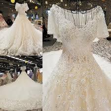 beaded gowns wedding dress women