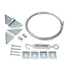 Everbilt Anti Sag Gate Kit 15469 The Home Depot