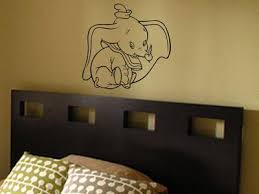 Dumbo Vinyl Wall Art Decal