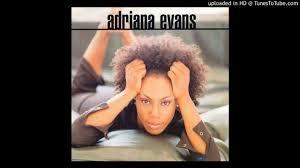 Adriana Evans - Reality - YouTube