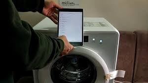 Review Máy giặt thông minh Xiaomi MiniJ tại Mi4VN.com - YouTube