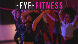 fyf fitness i cardio dance werkout i
