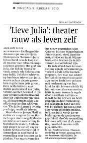 Juliet Quartet Met Jeroen Phaff 2010 2011