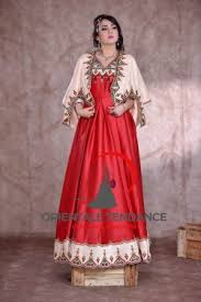 robe de mariee traditionnelle kabyle