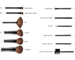 natural cosmetic makeup brush