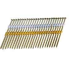 round head plastic strip framing nails
