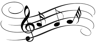 Image result for music background black and white