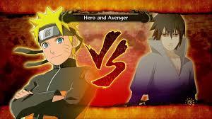 Naruto Shippuden: Ultimate Ninja Storm 3: Sasuke vs Naruto Boss ...