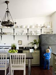 The Old Refrigerator While Ideas With Stickers And Chalkboard Paint Interior Design Ideas Ofdesign