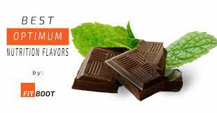 best optimum nutrition whey flavor