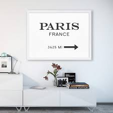 Paris France Wall Art Prada Marfa Like Gossip Fashion Modern Poster Canvas Art Painting Wall Pictures For Living Room No Frame Picture For Living Room Wall Picturesart Painting Aliexpress