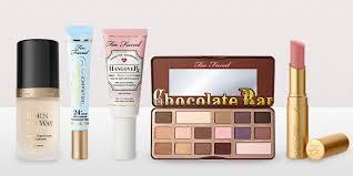top 10 too faced cosmetics makeup picks