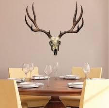 Deer Antler Design Decal Wall Decals Prime Decals