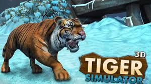 Tiger Simulator 3D Wildlife - Gameplay ...