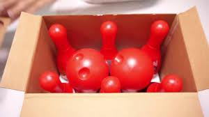 Đồ chơi Bowling cho bé, bộ bowling 2 bóng và 6 ky -Toycity (Con ...