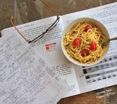 Healthy Dorm-Room Microwave Pasta