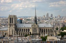 wallpaper notre dame de paris