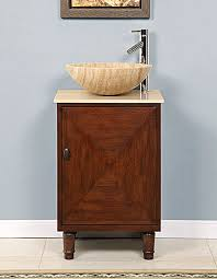 20 inch vessel sink bathroom vanity